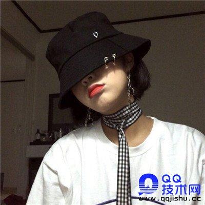 女生快手头像霸气可爱低于480 可爱又迷人的女生头像戴帽子